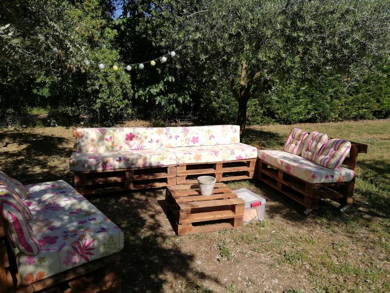 Camping à la ferme Gard